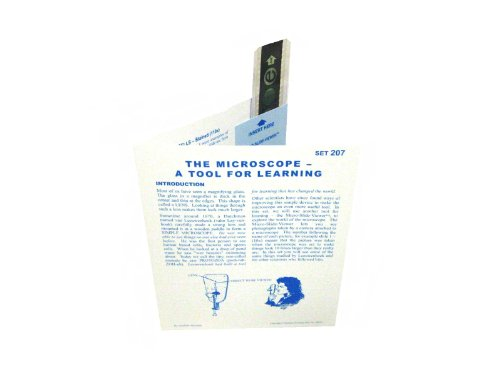 American Educational Microslide Microscope Tool For Learning Lesson Plan Set