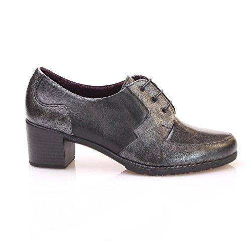 Pitillos Donna scarpe Derby nero Size: 37