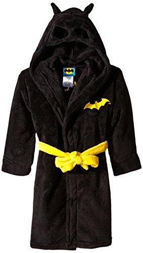Komar Kids Little Boys' Batman Hooded Fleece Robe at Gotham City Store