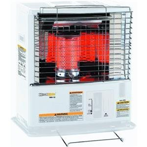 Portable Radiant Kerosene Heater - 10,600 BTU, Model# CTN110