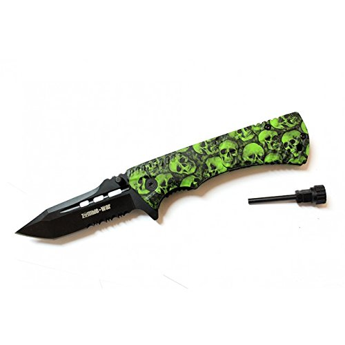 Blackjack Neck Knife