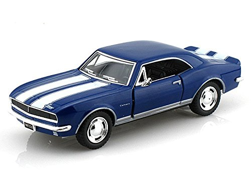1967 Chevy Camaro Z/28 1/37 Blue