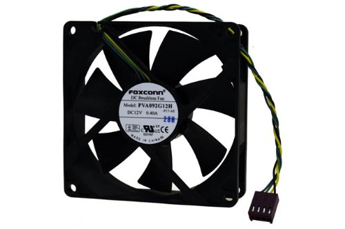 Foxconn PVA092G12H 4-Pin Fan by HP (Hp Fan compare prices)