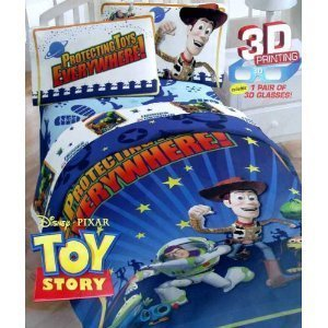 Toy Story Comforter Set front-755530