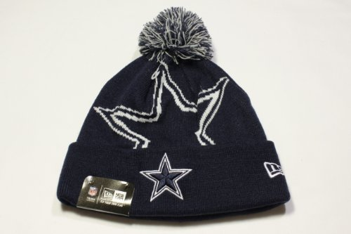 New Era NFL Dallas Cowboys Navy Woven Biggie