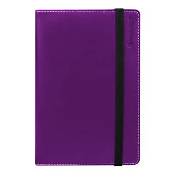 Marware Eco-Vue Leather Kindle Folio, Purple (Fits Kindle Keyboard)