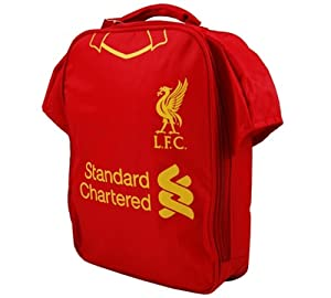 Official Football Team Kit Lunch Bag (Liverpool FC) by Official Football Merchandise