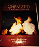 img - for Chemistry The Central Science: Custom Edition for the University of Wisconsin book / textbook / text book