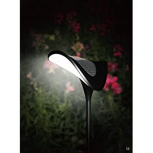 Click to buy Solar Garden Path Lighting - Set of Three (3) Lights from Amazon!