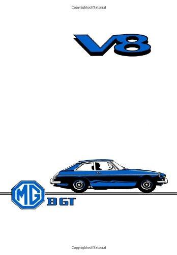 Mg Mgb Gt V8 manual instrucciones