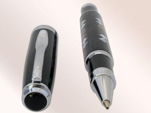 YUMA K. Roller Gel Pen Joueurs En Ligne Domino Mien sz Zip-lock Modèle: TRO