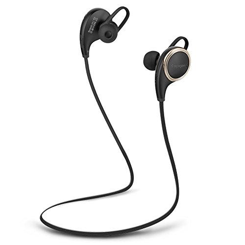 Spigen-R12E-Universal-Wireless-Bluetooth-Headphones-with-Microphone-Black
