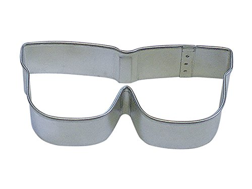 "R&M Sunglasses 3.5"" Cookie Cutter In Durable, Economical, Tinplated Steel"