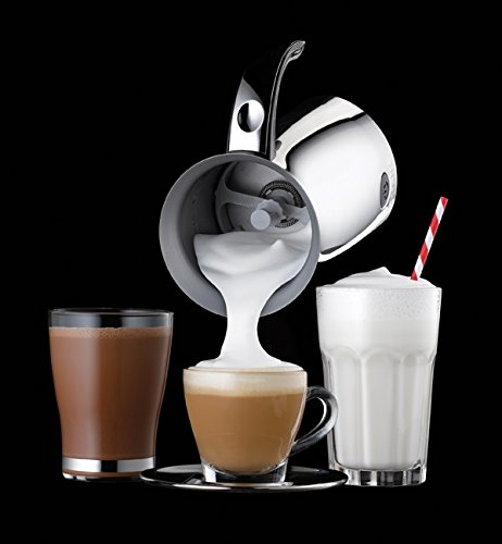 Whether you're looking to buy an automatic or handheld milk frother, here are some factors to consider.