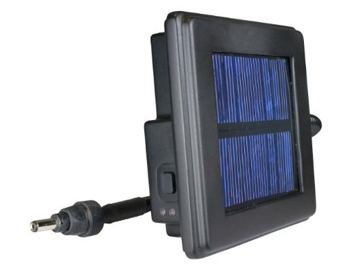 Moultrie Feeder Power Panel