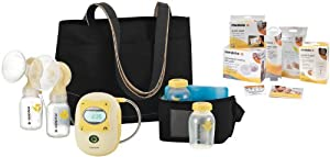 Medela Electric Breastpump - Freestyle Starter Set w/ Free Accessories