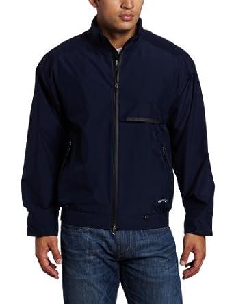 Zero Restriction Mens Tour Lite Ii Jacket Long Sleeve Rain Jacket by Zero Restriction