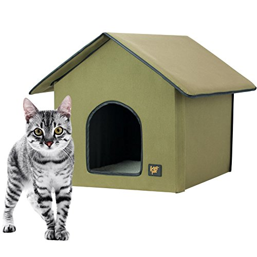 Heated Cat House