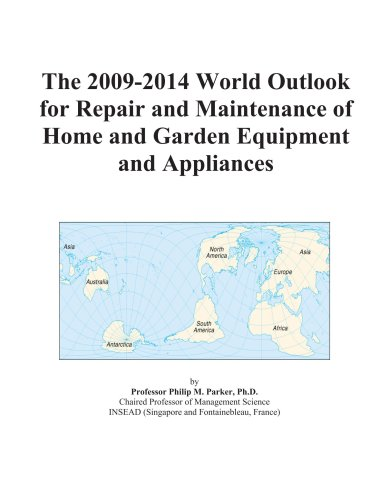 The 2009-2014 World Outlook For Repair And Maintenance Of Home And Garden Equipment And Appliances front-536378