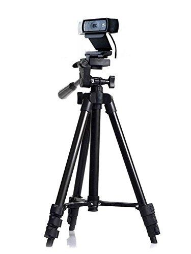 aluminium-kamera-stativ-halterung-halter-stander-fur-logitech-webcam-c930-c920-c615-schwarz