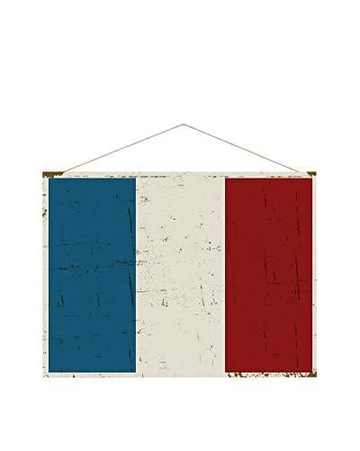 Really Nice Things Chapa France Flag