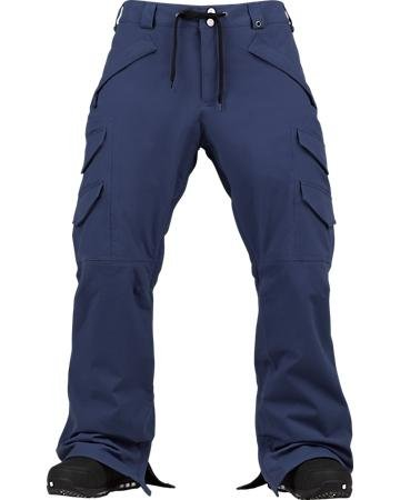Burton Restricted Better Half Pant - Color:Blue Lake - Talla:S - 2014