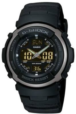 Casio G-SHOCK G-314RL-1AVER Mens Resin Combi Watch