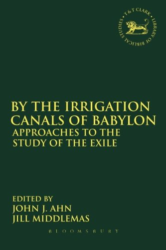 By the Irrigation Canals of Babylon: Approaches to the Study of the Exile (The Library of Hebrew Bible/Old Testament Studies)