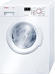 Bosch WAB16060IN Fully-automatic Front-loading Washing Machine (6 Kg, White)