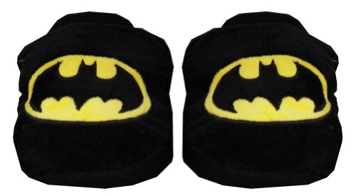 Cheap Batman Logo DC Comics Superhero Adult Mens Slippers (EMDC7010)