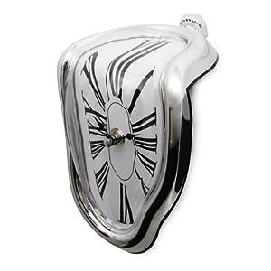 Amazon.com: Thumbs Up! Melting Clock: Home & Kitchen