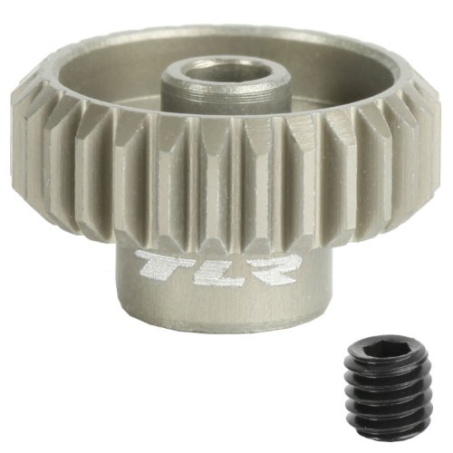 Team Losi Racing 332028 Pinion Gear 28T 48P AL - 1