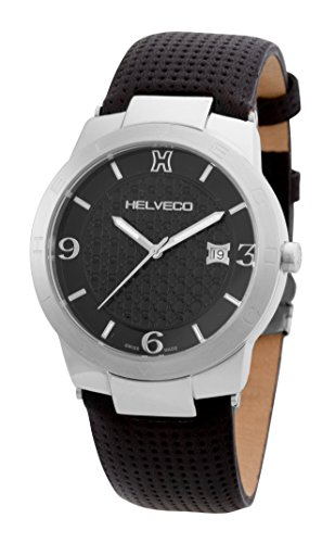 Helveco H02641NA - Reloj , correa de goma color negro
