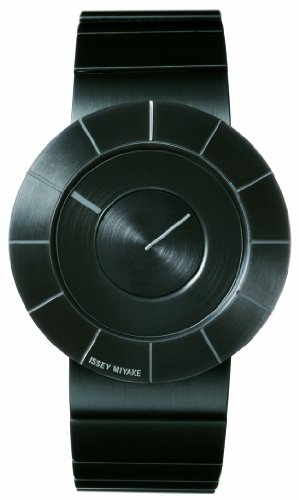 Issey Miyake Men's To Watch IM-SILAN002 With Stainless Steel Band