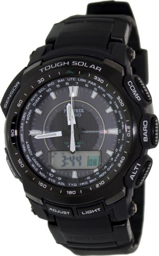 Casio - Protrek - PRW5100-1 Atomic/Solar watch