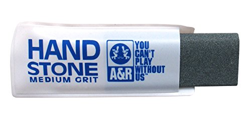 A&R Sports Medium Grit Tapered Hand Stone