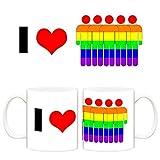 Taza de amor gays chicos San