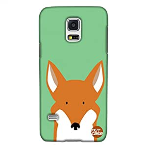 Foxy - Nutcase Designer Case Samsung Galaxy S5 Mini Cover