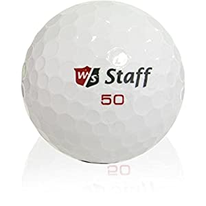 Wilson Sporting Goods W/S 50 Elite Gold Ball, 1 Dozen from Wilson Sporting Goods