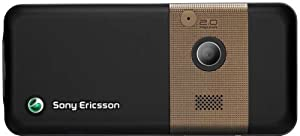 Sony Ericsson K530i UMTS Handy (Triband, Bluetooth, MP3-Player, 2MP-Kamera, MemoryStickMicro-Kartenslot) Thunder Black