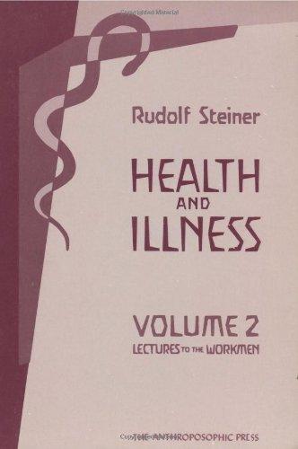 Health and Illness: v. 2 (Trans German)