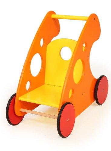 Bayer Design 52243 - Lauflernwagen, circa 53 x 29 x 49 cm, multicolor