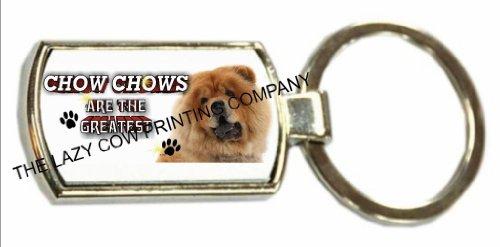 chow-chow-gold-dog-chrome-keyring-atg-72