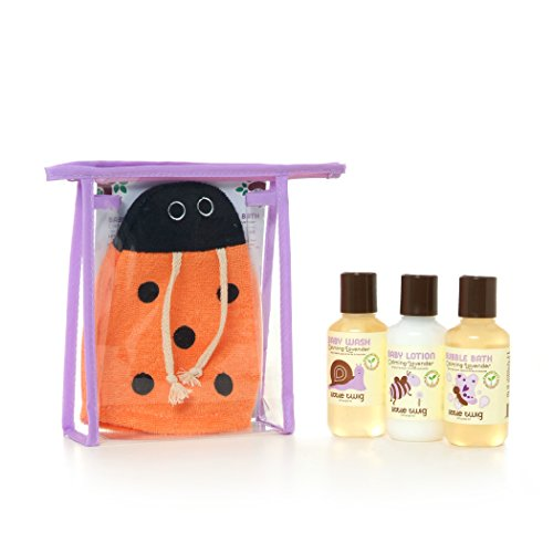 Little Twig Travel Basics Lavender Bug, Lavender
