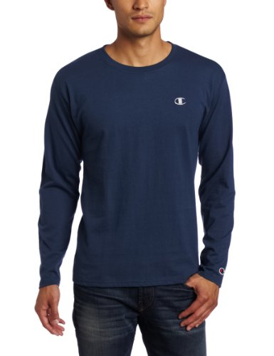 Champion Men's Long Sleeve Tee