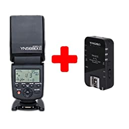 YONGNUO YN-568EXII Canon Bundle With RF-622C Trigger Receiver for Canon