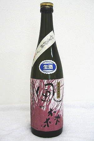 風の森 山田錦 純米大吟醸 しぼり華 無濾過無加水 1.8L (価格にクール代+宅配便箱代180円含む)