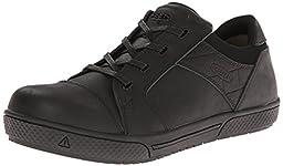 KEEN Utility Men\'s Destin Low PTC Boot,Black,11 EE US