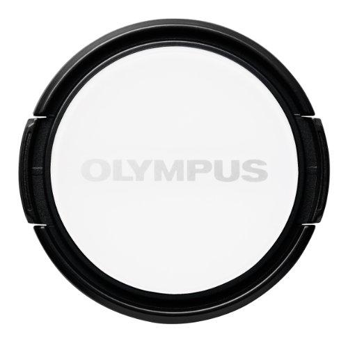 OLYMPUS レンズキャップ ミラーレス一眼 PEN用  LC-37DC ホワイト LC-37PR WHT