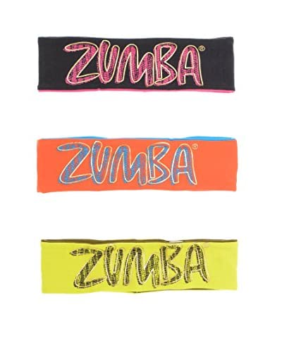 Zumba Set Party Your Wristbands Off [Multicolore]